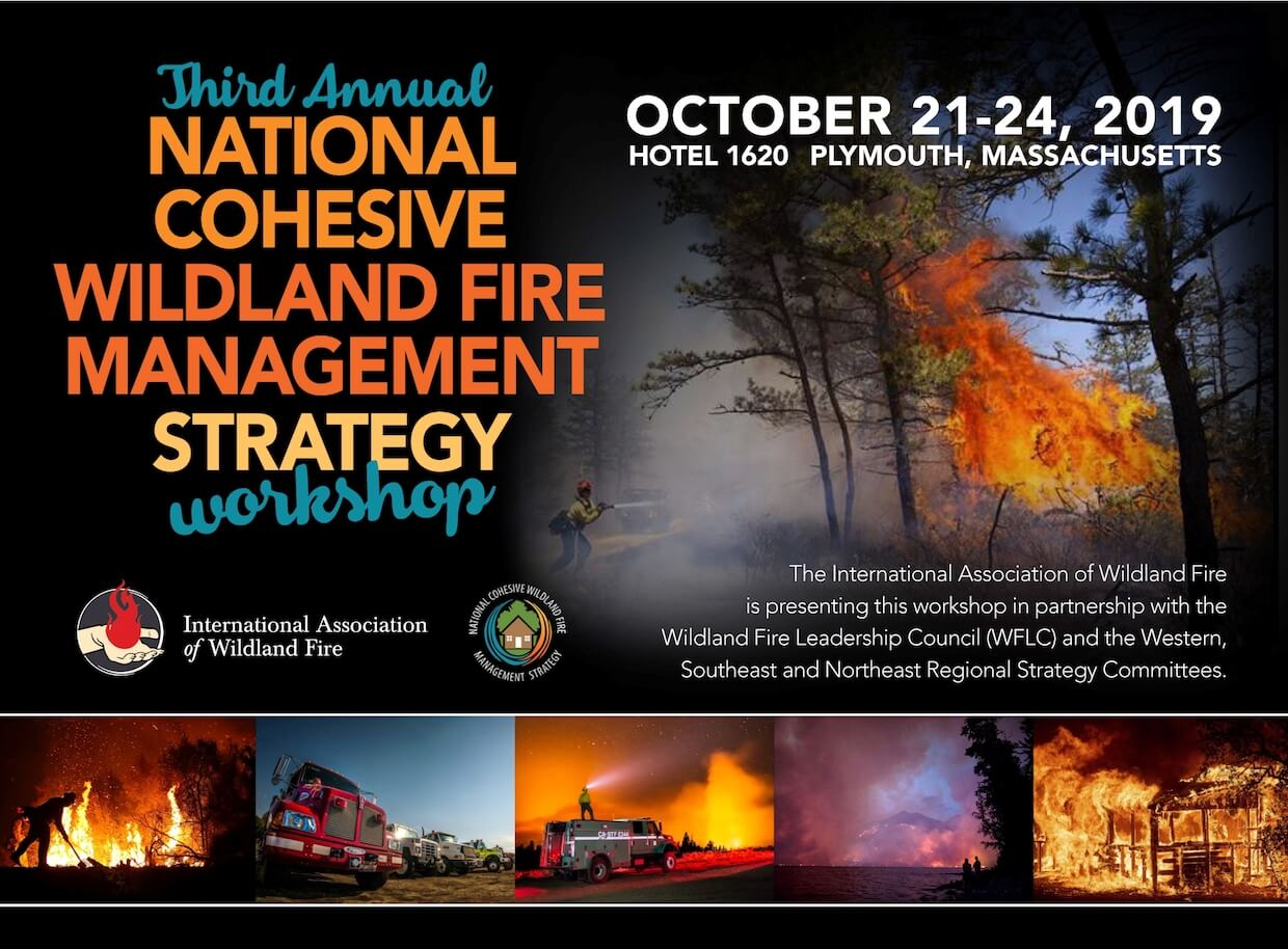 Nation Cohesive Wildland FIre Management Strategy Brochure